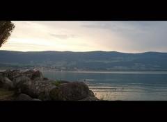 Fonds d'écran Voyages : Europe Yverdon - Coucher de soleil sur le lac