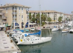 Wallpapers Boats Port-Frejus