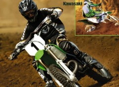Wallpapers Motorbikes KX 250!!