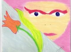 Fonds d'écran Art - Crayon une de mes creations
