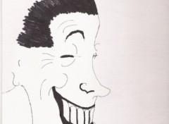 Fonds d'écran Art - Crayon caricature
