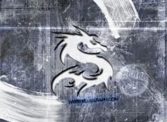 Fonds d'écran Art - Numérique Trash dragon