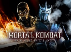 Wallpapers Video Games Mortal Kombat Deception - 01