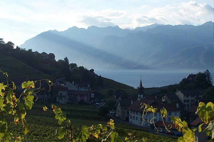 Fonds d'écran Voyages : Europe Suisse A coté de Lausanne