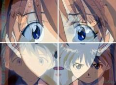 Fonds d'écran Dessins Animés Asuka : Tamashii no rufuran