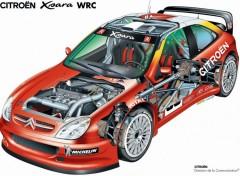 Fonds d'écran Voitures Xsara WRC