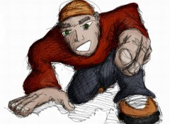 Fonds d'écran Art - Crayon Rappeur free session
