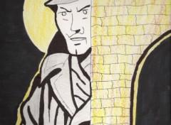 Fonds d'écran Art - Crayon espionnage
