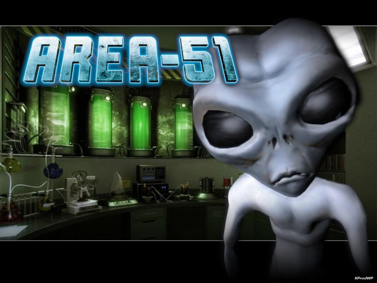 Wallpapers Video Games Area 51 Area 51 - 01