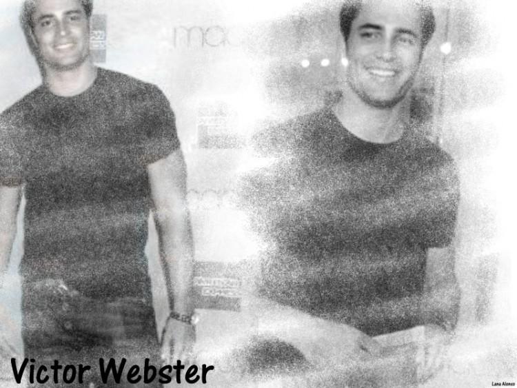 Fonds d'écran Célébrités Homme Victor Webster Victor
