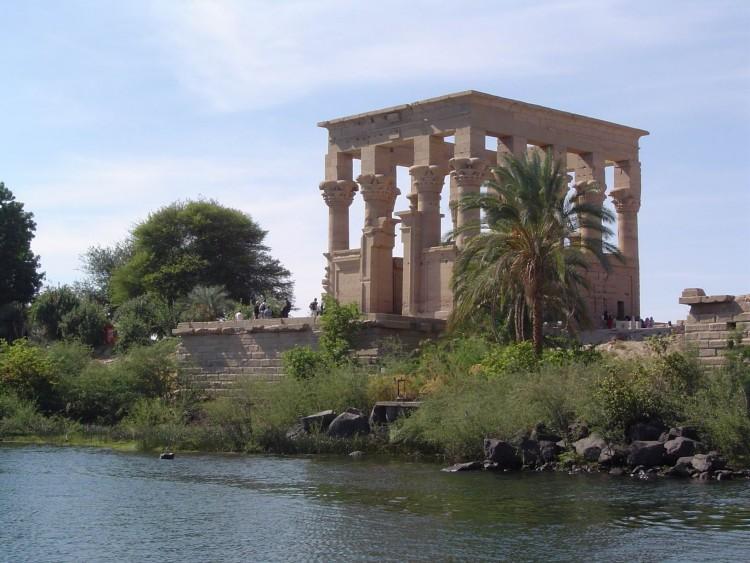 Fonds d'écran Voyages : Afrique Egypte temple de philae