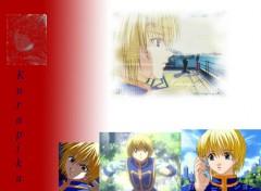 Fonds d'écran Manga Kurapika1111