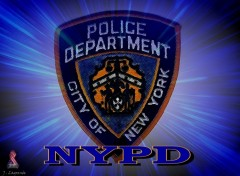 Wallpapers Digital Art NYPD - 9/11/2001