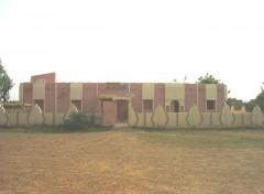 Wallpapers Trips : Africa mairie de lambidou