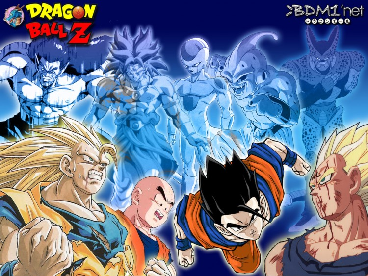 Fonds d'écran Manga Dragon Ball Z Wallpaper N°85982