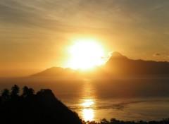 Fonds d'écran Nature Tahiti moréa