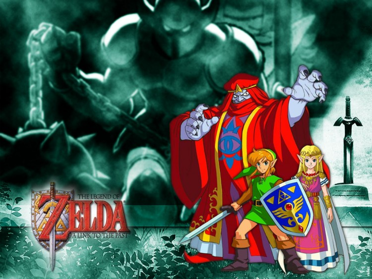 Wallpapers Video Games Zelda Zelda A Link To The Past