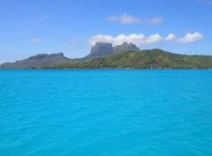 Fonds d'écran Nature Tahiti bora bora 2