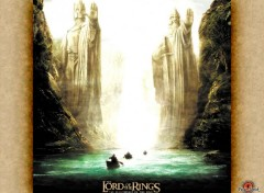 Wallpapers Movies Lord of the Rings - Fellowship of the Ring