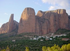 Wallpapers Trips : Europ Aragon - Riglos