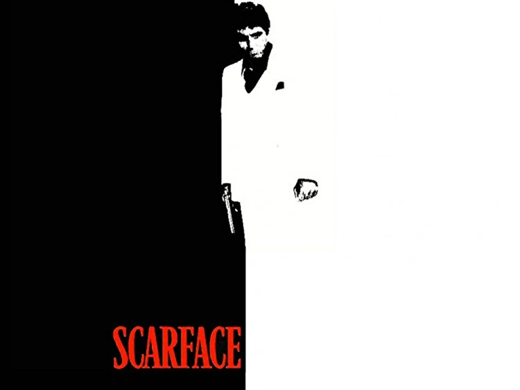 Wallpapers Movies Wallpapers Scarface Scarface Tony