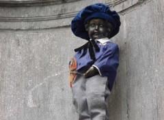 Fonds d'écran Voyages : Europe Bruxelles, le petit Julien...