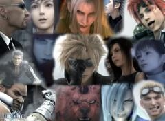 Wallpapers Video Games Final Fantasy VII Advent Children