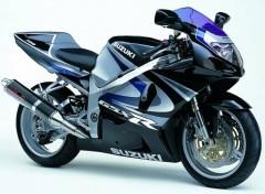 Fonds d'écran Motos 750GSX-R