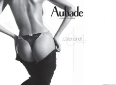 Wallpapers Brands - Advertising Aubade - Joli string