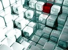 Fonds d'écran Art - Numérique Ou  est le virus ?