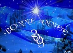 Fonds d'écran Art - Numérique Bonne année