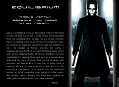 Wallpapers Movies Equilibrium