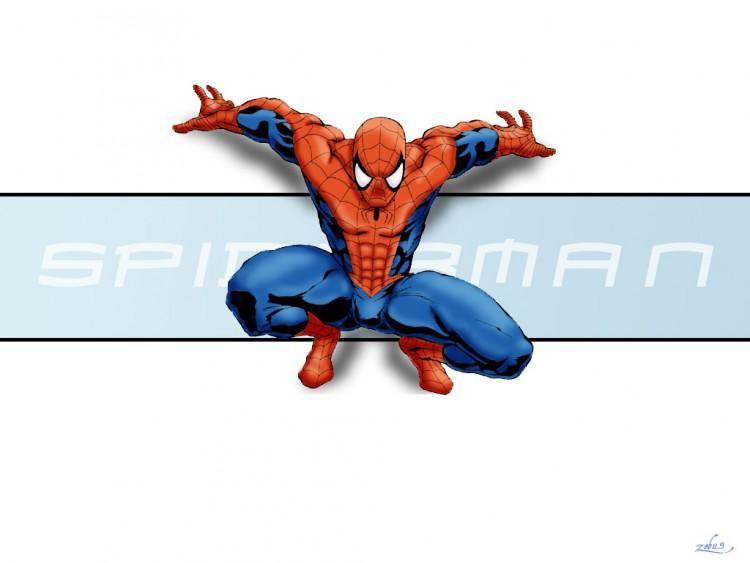 Fonds d'écran Comics et BDs Spider Man Spiderman soft