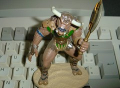Fonds d'écran Objets Statuette d'Age of Mythology.