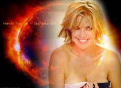 Wallpapers Celebrities Women Sunny smile