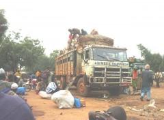 Wallpapers Trips : Africa car de voyage