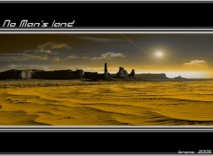 Wallpapers Digital Art ..no man's land...