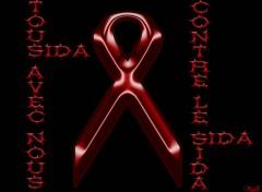 Fonds d'écran Grandes marques et publicité sida