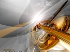 Fonds d'écran Art - Numérique Longhorn