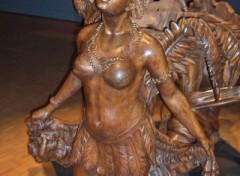 Fonds d'écran Objets Figure de proue, Musée de la Marine