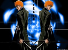 Fonds d'écran Manga dark bleach