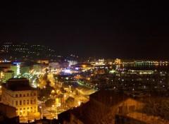 Fonds d'écran Voyages : Europe Cannes by night