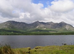 Fonds d'écran Voyages : Europe Lac du Connemara