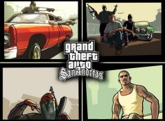 Wallpapers Video Games San andreas 01