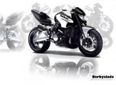 Fonds d'écran Motos moto hébus