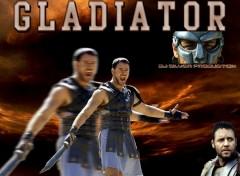 Fonds d'écran Cinéma Gladiator