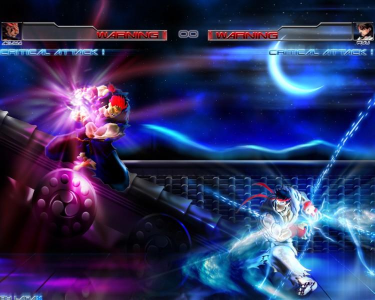 Wallpapers Video Games Wallpapers Street Fighter Akuma Vs