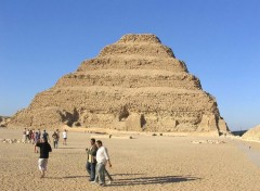 Wallpapers Trips : Africa La pyramide de Sakkarah
