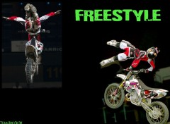 Wallpapers Motorbikes FMX2