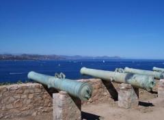 Fonds d'écran Voyages : Europe St Tropez- Feux sur la côte